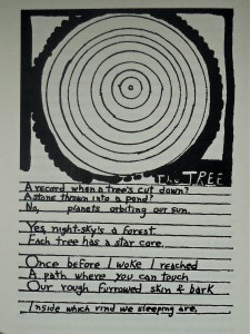 """""""The Tree"""" by James Reaney. First published in Poetry (Chicago) 115.3, December 1969."""