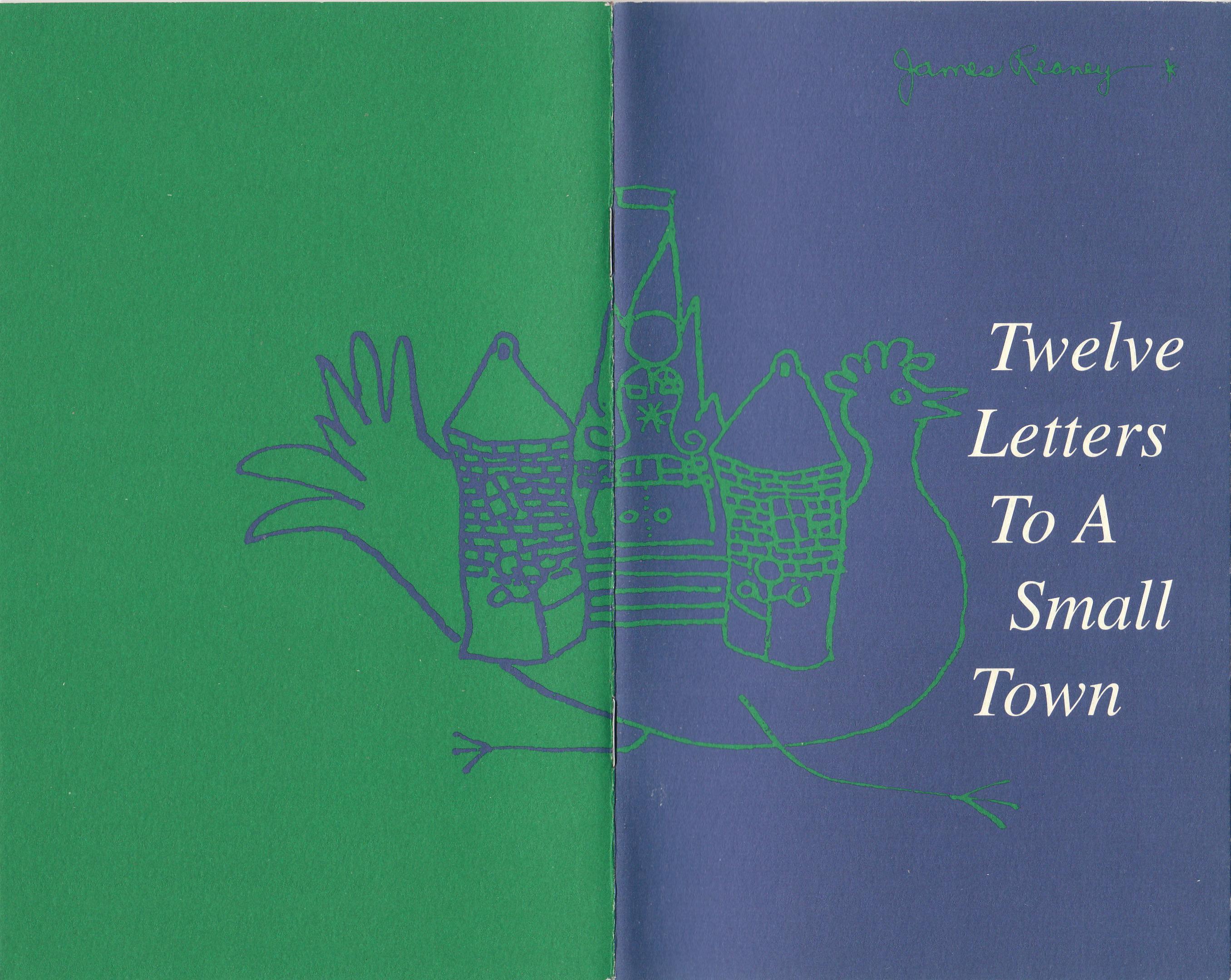 Poems James Reaney