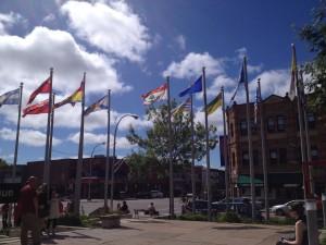 June 24, 2015 -- The Confederation Centre for the Arts, Charlottetown, PEI.