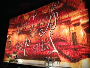 Alice Through the Looking-Glass at the Charlottetown Festival, June 24, 2015
