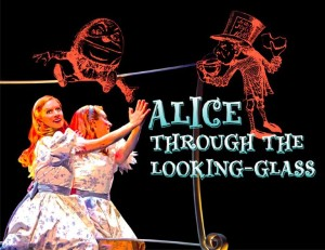 Alice Through the Looking-Glass in Edmonton, February 27 to March 20, 2016.