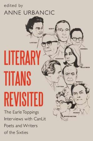Literary Titans Revisited: James Reaney interviewed by Earle Toppings December 14, 1970