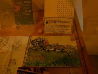 Tom Smart on James Reaney's visual art at Words Festival